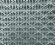 Арт. 228 Серый металлик (Ромб)